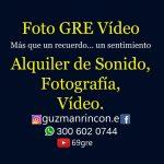 FOTO GRE VÍDEO