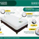 Colchón Dormiluna Sueño de Luna – Centro Comercial en Línea
